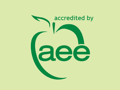 accredited by AEE