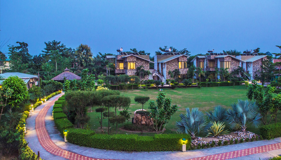 The Hridayesh Resorts, Corbett